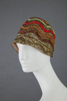 Hat 1920s The Goldstein Museum of Design