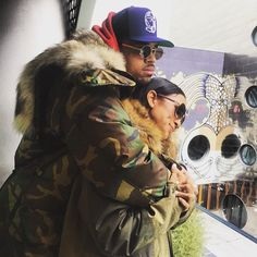 I'm eternally thankful for you being in a part of my life. I've learned so much from you. I wish u nothing but happiness and the best. ❤️ @karrueche all I was doing was trying to fight for the woman I love. ThanxI learned a lot ✌️