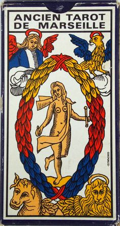 Ancient Tarot of Marseilles