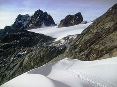 The Evaporating Glaciers of Africa