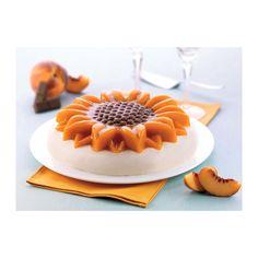 Moule en silicone tournesol - Le gâteau sous la cerise