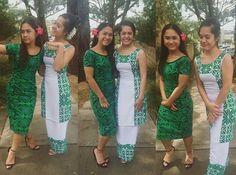 Samoan style Samoan Designs, Polynesian Designs, Island Wear, Island Outfit, Island Life, Samoan Dress, Island Style Clothing, Vogue, Dress Patterns