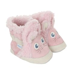 Bunny Magic Baby, Infant, Toddler Boots | Robeez