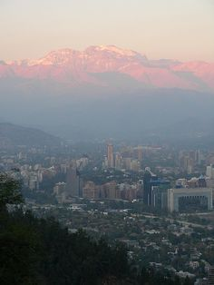 santiago chile. one stunning country...makes my heart happy!