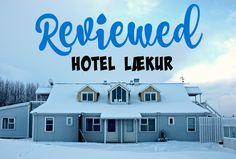Reviewed: Hotel Læku