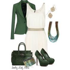 Lia Sophia Outfit Lake View Business dress