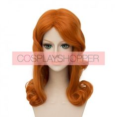 Orange 45cm Sofia The First Princess Sofia Cosplay Wig Disney Cosplay Costumes, Cosplay Wigs, Halloween Costumes, Wigs For Sale, Blonde Hairstyles, Sofia The First, Princess Party, Lolita Fashion, Perfect Fit