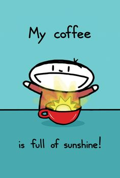 Image result for happy coffee quotes
