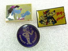 Vintage Soviet CCCP Nu pogodi Badges Soviet badges by ContesDeFees