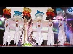 Ministério de Dança Louvor na Terra em Ação - Maravilhosa Graça - YouTube