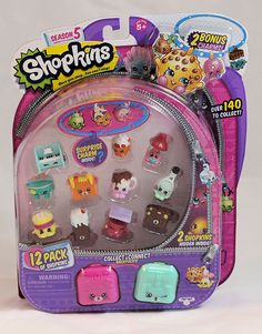 Just arrievd in our stores.  Check out Shopkins Season 5 12 Pack Set 16  #pretendtimetoys_store #hottoys