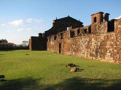 Sítio Arqueológico de São Miguel das Missões- Patrimônio Histórico e Cultural da Humanidade