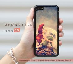 Phone Cases iPhone 5C Case Little mermaid iPhone Case by uponstyle
