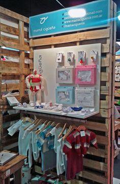 MAMA CIGUEÑA: Stand Nº 659 dedicado a Eco-diseño Infantil y Emprendedores infantiles