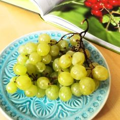 Grapes ~ so juice and delicious