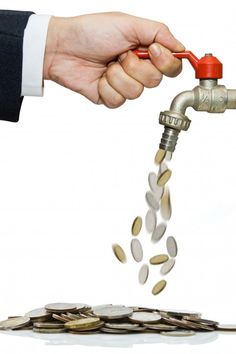 Hand Open Water Tap Coins Falling Stock Photo (Edit Now) 115120789 How To Find Out, How To Become, Online Loans, Short Term Loans, Managing Your Money, Financial Planning, 5 Things, Federal, Finance