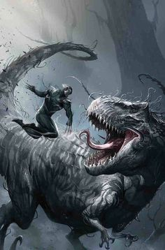 Wolverine and Trex