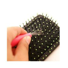 Comb-Hair-Brush-Cleaner-Cleaning-Remove-Embedded-Plastic-Handle-Tool