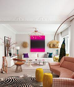 Living Room, DICAS. www.decorecomgigi.com