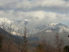 Chilean Andes Mountains.