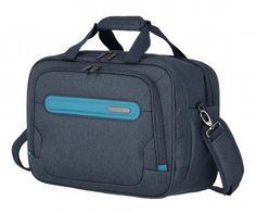Bordtasche Travelite Madeira Marine/Türkis Handgepäck blau - Bags & more Nylons, Weekender, Laptop, Backpacks, Design, Products, Fashion, Wood, Blue