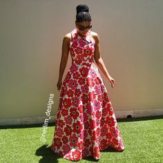 4 Factors to Consider when Shopping for African Fashion – Designer Fashion Tips Beautiful Maxi Dresses, Nice Dresses, Awesome Dresses, Long Dresses, African Print Fashion, Africa Fashion, African Prints, African Wear, African Dress