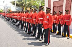 drums of the jamaica defence Force (jdf) and the jamaica constabulary force (jcf)