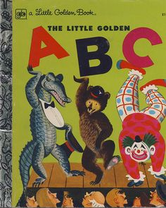 ABC {A Little Golden Book}