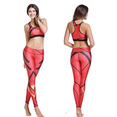 WJ078 Women Fashion Fitness Leggings WorkOut Athletic Activewear Custom Made Sportswear womens gym wear