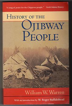 Ojibway...my people my life