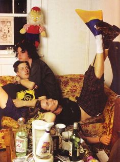 Green Day Idiots and Idiotettes