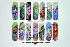 Авторские курсы по дизайну ногтей: