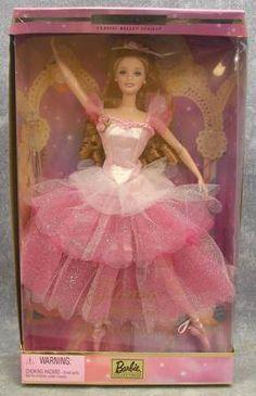 2000 Barbie Doll FLOWER IN THE NUTCRACKER Ballet Ballerina Doll | eBay