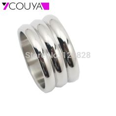 2017 NEW fashion summer stainless steel silver ring for women jewelry