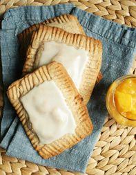 Buzz Bakery's Peach Pop Tarts – Healthy Fruits Recipes