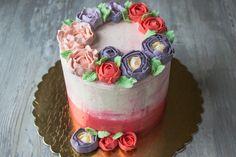"""Испечь вкусный торт в модном стиле """"Омбре"""" проще, чем кажется! Особенно с подробными пошаговыми фото! Удачный рецепт и секреты кондитеров - здесь!"""