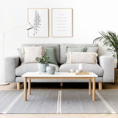 Minimalist living room is enormously important for your home. Because in the living room every the deeds will starts in your pretty home. findthe elegance and crisp straight Minimalist Living Room Interior Design Ideas. scrutinize more on our site. Boho Living Room, Interior Design Living Room, Home And Living, Modern Living, Cozy Living, Minimalist Living Rooms, White Couch Living Room, Beige And White Living Room, Bright Living Room Decor