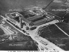 : Basilica di San Paolo fuori e Mura Anno: 1929