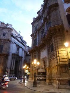 """""""Quattro Canti"""", Palermo Sicilia"""