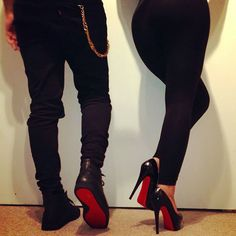 Couples Matching Loubs