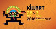 Alianza Francesa - Eventos Culturales - Killart 2016