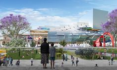 French and Aussie consortium win Parramatta Square competition | Architecture And Design