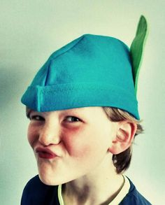Hey, I found this really awesome Etsy listing at https://www.etsy.com/uk/listing/527415075/elf-pixie-peter-pan-hat-costume-party