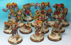 Khemri Team Shot