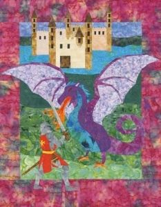 Quilt Patterns Free Quilt Patterns eQuiltPatterns.com: Dragon's Tale Quilt Pattern