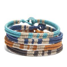Bracelets for Change.