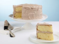 Gold Cake Recipe : Alton Brown : Food Network - FoodNetwork.com