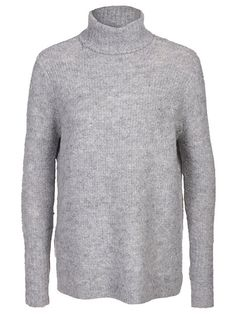 VIPLACE ROLLNECK KNIT TOP-NOOS