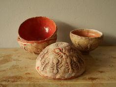 Earthenware, glaze.