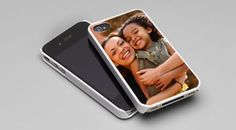 Customized iPhone cases with your favorite photo(s).  Very cool.